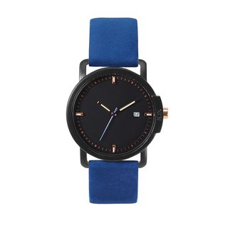 Minimal Watches : Ocean Project - Ocean 04-(Blue-Deer)