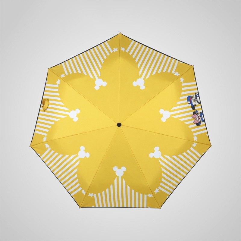 ba318b4f10507 [Germany kobold] Disney official authorized -7K rain and rain umbrella -  Mickey Happy Show - Shop kobold - Umbrellas & Rain Gear | Pinkoi