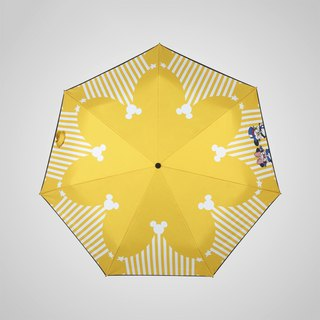 [Germany kobold] Disney official authorized -7K rain and rain umbrella - Mickey Happy Show