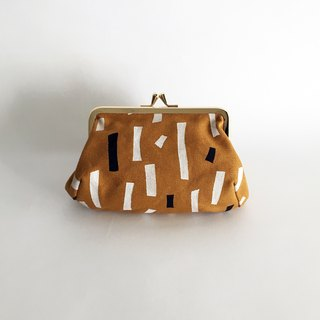 Moshimoshi | Hand Take Gold Bag - Ribbon