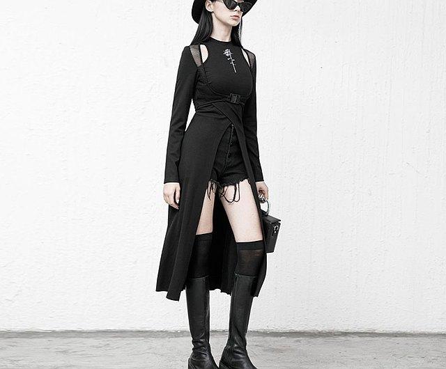 cyberpunk dress