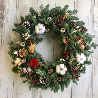 | Christmas wishes | Dry flowers. Nobelson. Christmas wreath. Christmas gifts. Christmas
