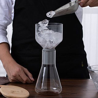 MICO-ICE cold brew coffee set | ice-drip