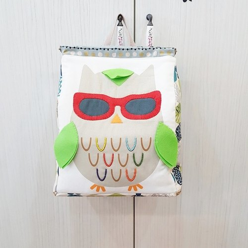 [Play cool owl] Koujin backpack