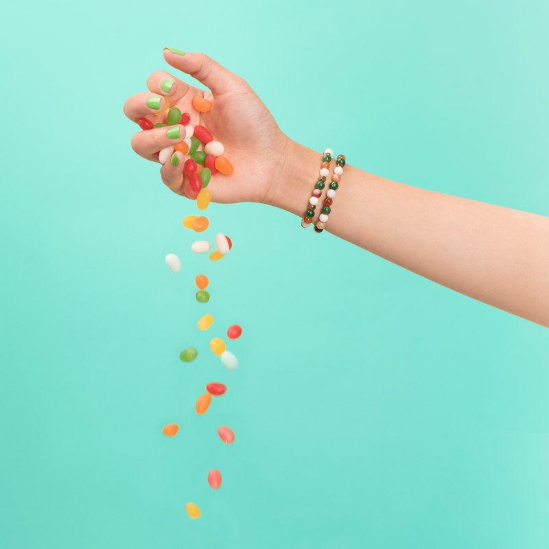 Forest Bracelet- Colorful Candy