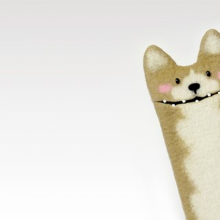 Cute Corgi Dog, Handmade iPhone case for iPhone 8, for iPhone 8 Plus, iPhone X