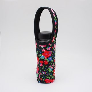 BLR Water Bottle Tote [ Flowers ] TC53