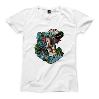 ZOMBIE - White - Women's T-Shirt