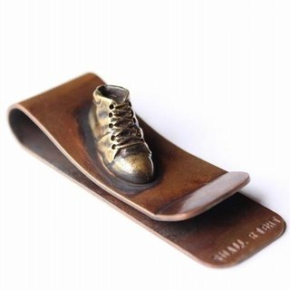 Money clip Work boots br.ver