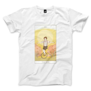 XIX | The Sun - neutral T-Shirt