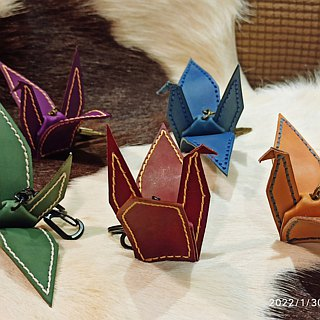 Stereo Horse Charm