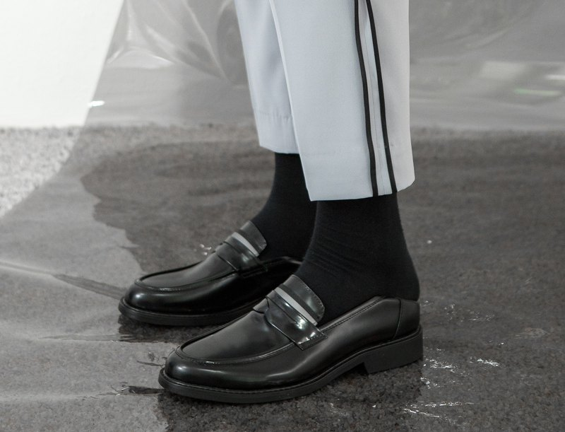 Aw/18 Men 3M Penny Loafer