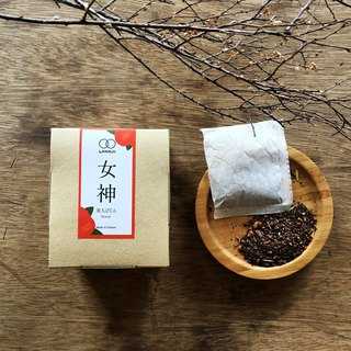 The more you drink, the more beautiful [Goddess Tea 10 Into] - Luoshen Mountain Lemu Set 100% Natural Hanfang Tea
