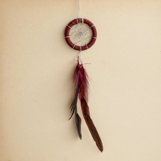 Dream Catcher Mini Edition (5cm) - Mystery Red - Valentine's Day Gift, Birthday Gift