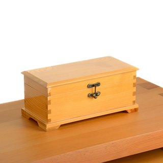 Taiwan Elm Jewelry Box | Give Gentlemen Girls a Collection Watch Jewelry Box