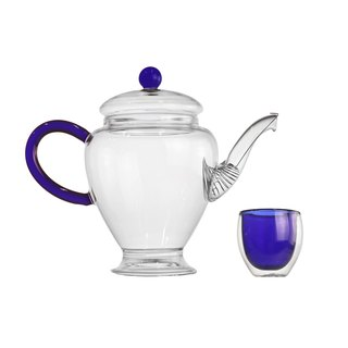 Dance Color Series Tea Set - Royal Blue