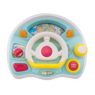 Baby sound and light driving music