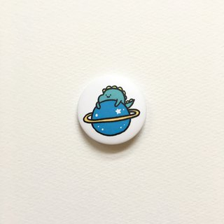 Dinosaur Planet / 3.2cm Badge