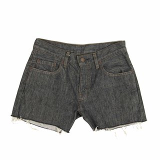 Tsubasa.Y Vintage House Black Levis006, Denim Shorts Denim Shorts