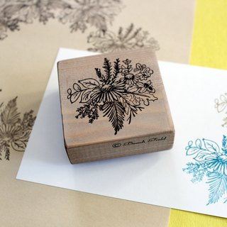 Herbs stamp