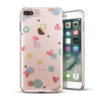 AppleWork iPhone 6 / 6S / 7/8 Original Design Case - Heart CHIP-062
