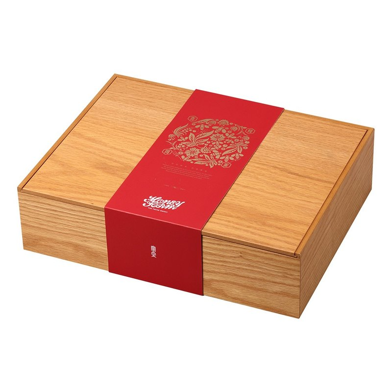 Honeyharm classic wooden gift box