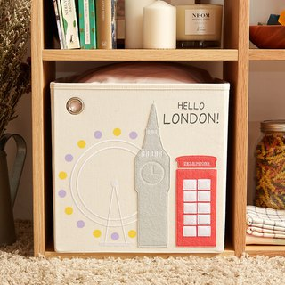 American kaikai & ash Toy Storage Box - HELLO ! London London