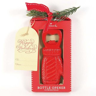 Warm Glove Opener [Hallmark Gift Christmas Series]