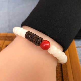 Baiyu Bodhi cinnabar bracelet (existing order plus purchase)