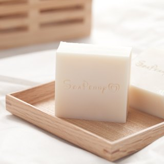 SoaPenny ღ slightly fragrant bath ღ pure soap / Pure - cold hand soap -