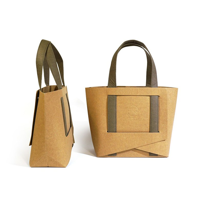 Earth Good Music | Good Music Bag - Olive Green