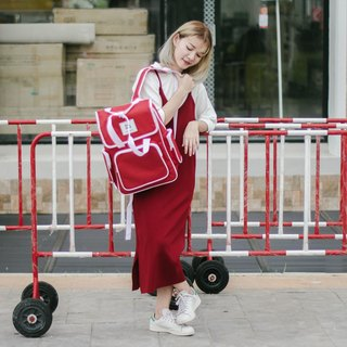 CLASSIC BACKPACK / RED