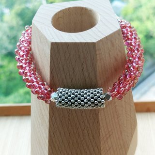 Rouge Red Bubble Belle Bracelet