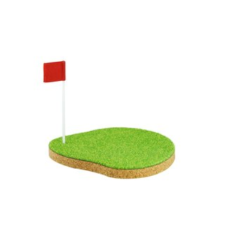 Shibaful Sport Coaster Golf Green / Shivaful Golf Green Coasters