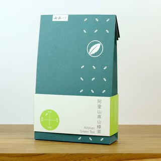 Alishan Green Tea-Family Pack (28 Teabags/200g Loose Tea)