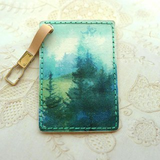 Leisure card holder / ticket holder / card holder