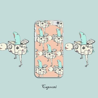 GGdove | Kapuluoni | illustration design | Iphone / Sony / Htc / Samsung frosted matte shell