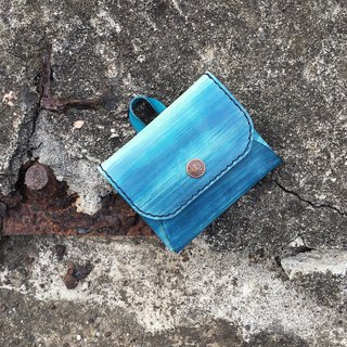 Select │ Envelope Purse_Gradient Blue