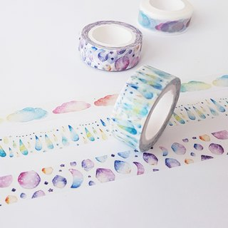 Summer Garden Tour Paper Tape 3 into the group