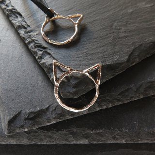 único Series - Cat's ears  (925 Sterling Silver Ring)