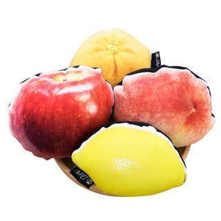 [ :toPET Hong Kong special theme fruit section articles] pet dog toy | with squeak