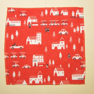 Towel square series mumu city section