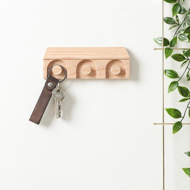 【手工】Pana Objects 小豪宅-鑰匙圈
