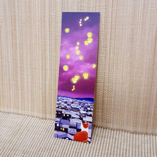 [㊣ Taiwan Artist - Linzong Fan] Bookmark - Clifford