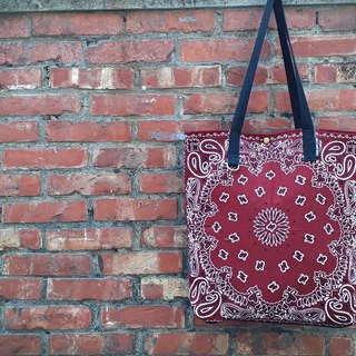AMIN'S SHINY WORLD Handmade custom amoeba shop cotton shoulder bag (optional fabric custom)