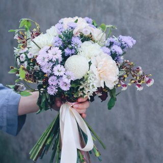 Wedding Bouquet!! [Guardian God - Hestia] Flower Bouquet Wedding Wedding Bouquet