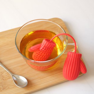 Mitten Tea Infuser │ tea set / tea leaves