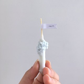 f i n g e r s | 小指頭蠟燭 handmade candle #little finger