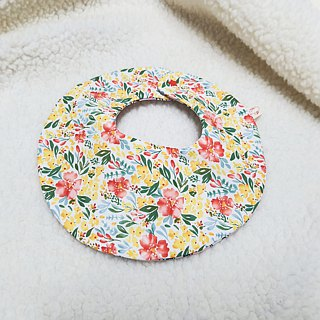 Little lemon full pocket / baby bib / bibs