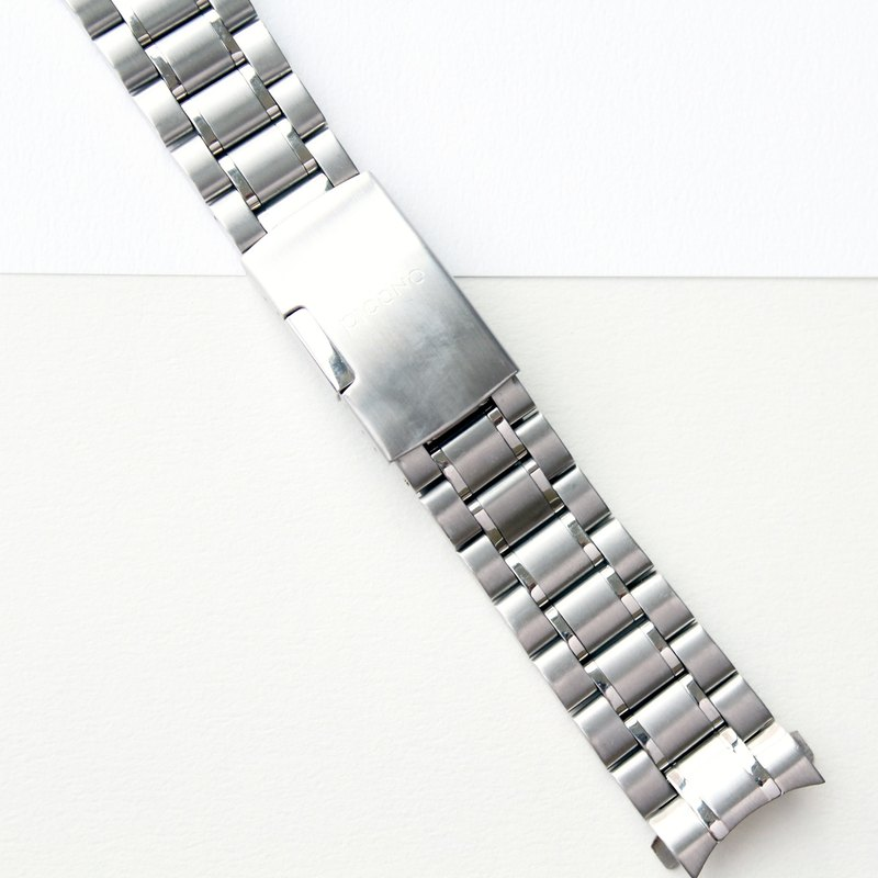 【PICONO】Stainless steel strap-Silver